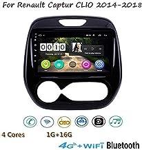 YLCCC Doble DIN Android 8.1 estéreo GPS de navegación para automóviles Radio 9