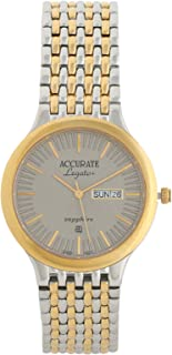 Accurate Casual Watch Analog for Men, Stainless Steel, ALQ1874T
