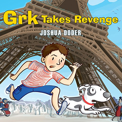 Grk Takes Revenge audiobook cover art