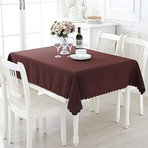 exclusivo MARCU Home Manteles, manteles de de de Tela Rectangular, manteles de Oficina, manteles de Mesa de café, manteles de restaurantes, n. ° 5, 160  160 cm.  alta calidad general