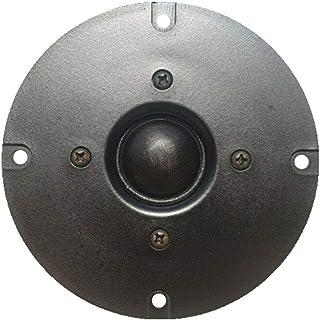"""1 tweeter MASTER AUDIO RSQ820 dome driver cupola nero 100 watt rms 200 watt max 10,00 cm 100 mm 4"""" impedenza 8 ohm bobina 25 mm slim casa, 1 pezzo"""