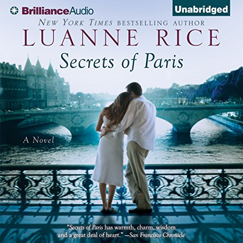 Secrets of Paris cover art