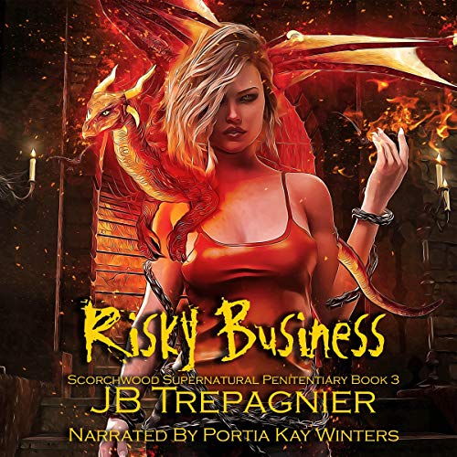 Risky Business Audiobook By JB Trepagnier cover art