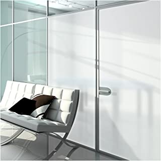BDF MTWH Window Film White Frosted Privacy (36in X 7ft)