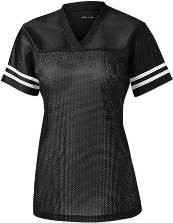 Ladies Replica Football Jerseys in Adult Sizes: XS-4XL