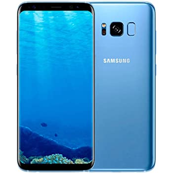 Samsung Galaxy S8 Plus, 64GB, Azul (Reacondicionado): Amazon.es ...