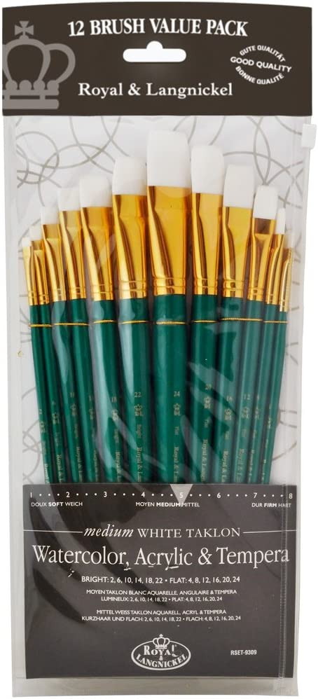 Royal Brush Max 74% OFF Manufacturing and Langnickel 12-P N' Zip Close In a popularity