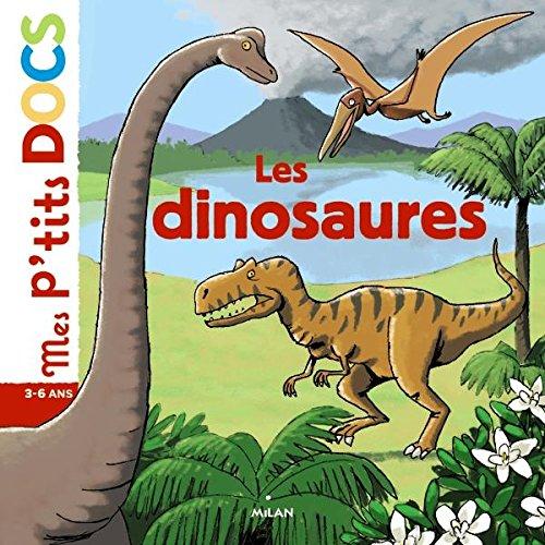 album dinosaure