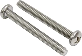 The Hillman Group 3041 3//4-Inch Flat Head Phillips Machine Screw 40-Pack