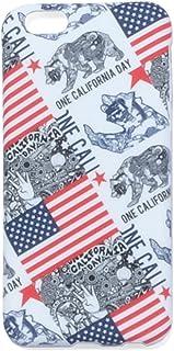 (ワンカルフォルニアデイ) ONE CALIFORNIA DAY IPHONE CASE 6/6S シリコン_携帯ケース_OCD-903-6_NAVY