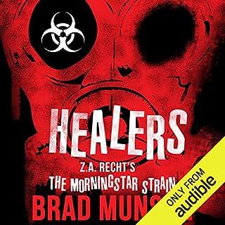 Healers audiobook cover art