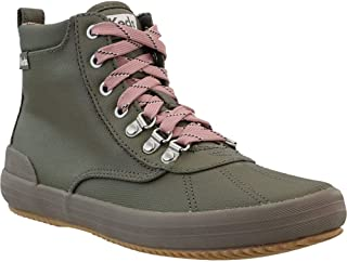 Keds Women's Scout Boot Splash Canvas Ankle