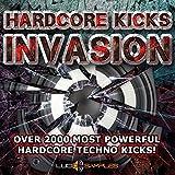 Hardcore Kicks Invasion - La migliore raccolta di campioni hardcore|AIFF + Soundfonts DVD non BOX|IT