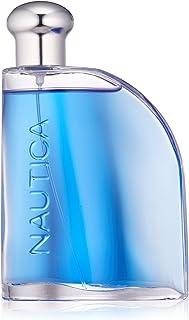 Nautica Blue Eau De Toilette Spray for Men 3.40 oz (Pack of 2)