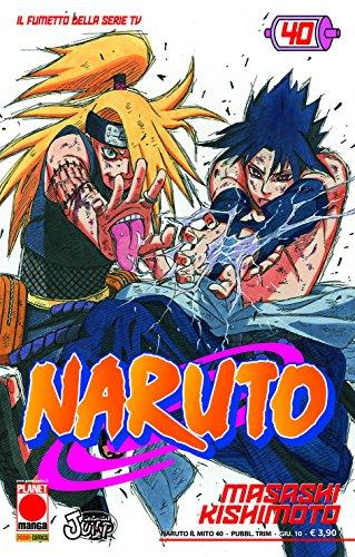 Naruto Il Mito Ristampa 40