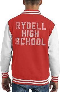 Cloud City 7 Grease Rydell High School Varsity - Chaqueta infantil