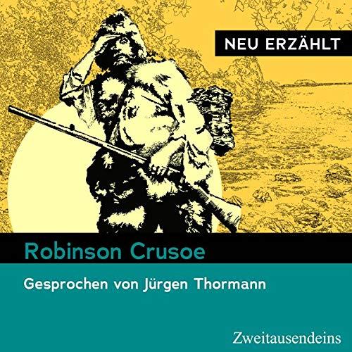 Robinson Crusoe - Neu erzählt Titelbild