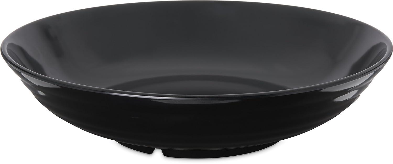 Designer Displayware Pasta store Trust Black Bowl 13