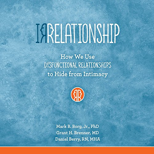 Irrelationship audiobook cover art