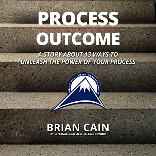 Process Over Outcome audiobook cover art