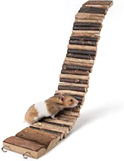 "Niteangel Suspension Bridge for Hamsters, Small Pet Ladder, 21.8"" x 2.8"""