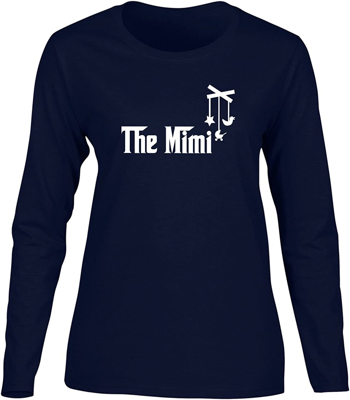 So Relative The Mimi T-Shirt Super special price Long Sleeve Women's Save money