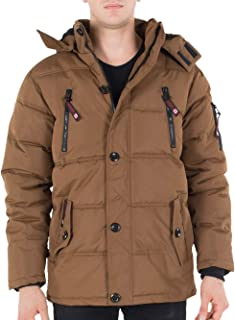 CANADA WEATHER GEAR Men's Big and Tall Insulated Jacket