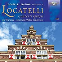 Locatelli: Concerti Grossi [Box Set] by Igor Ruhadze