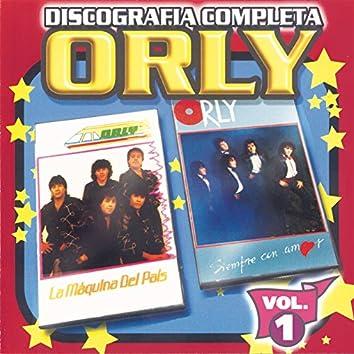 Orly: Discografía Completa, Vol. 1