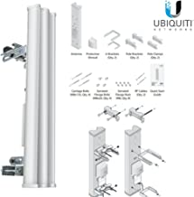 Ubiquiti AM-2G16-90 AirMax Sector 2.4 GHz 2x2 MIMO BaseStation Sector Antenna