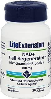 Life Extension NAD+ Cell Regenerator Nicotinamide Riboside, 30 Vegetarian Capsules
