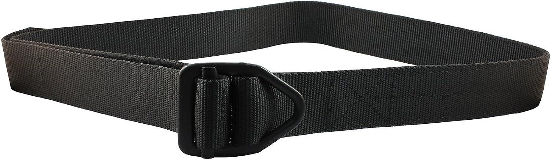 Bison Designs Last Chance Hvy Duty Belt - Black Buckle