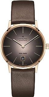 Hamilton - Intra-Matic H38465501 - Reloj automático para hombre
