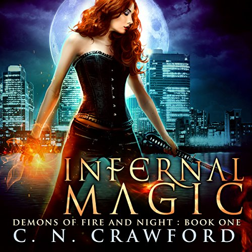 Infernal Magic audiobook cover art
