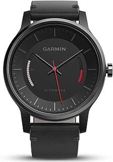 GARMIN(ガーミン) 活動量計 ライフログウオッチ VIVOMOVE CLASSIC BLACK 【 日本正規品 】 159740