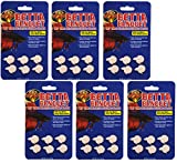 Zoo Med Betta Banquet Blocks 6 Card (Pack of 6)