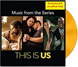 Various Artists - This Is Us Soundtrack Limited 2XLP Exclusive Yellow vinyl [Condition- VG+/NM]