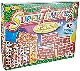 Glooke Selected- Arti GRAFICHE RUGGERO Tombola Special (48) Giochi da Tavolo, Multicolore, 8000888000934