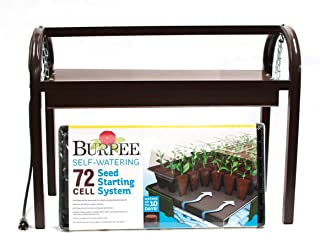 Sponsored Ad - Burpee Exclusive Glow 'n Grow Tabletop Grow Light and Ultimate Seed Starting Kit