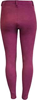 ELATION Riding Breeches for Women Red Label – Easy Pull-On Equestrian Riding Pants
