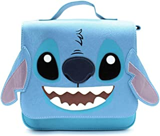 Disney Stitch Big Face 3D Ears Purse Handbag