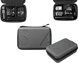 Tineer DIY Custom Handbag Storage Carrying Case Travel Suitcase for DJI OSMO Action and OSMO Pocket Camera Accessory