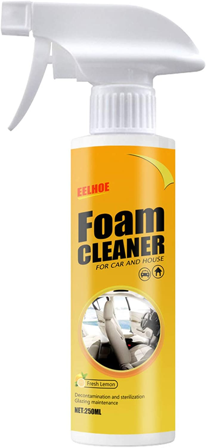150 Over item handling ☆ ml Multi-Functional Today's only Foam Cleaner C Interior Car