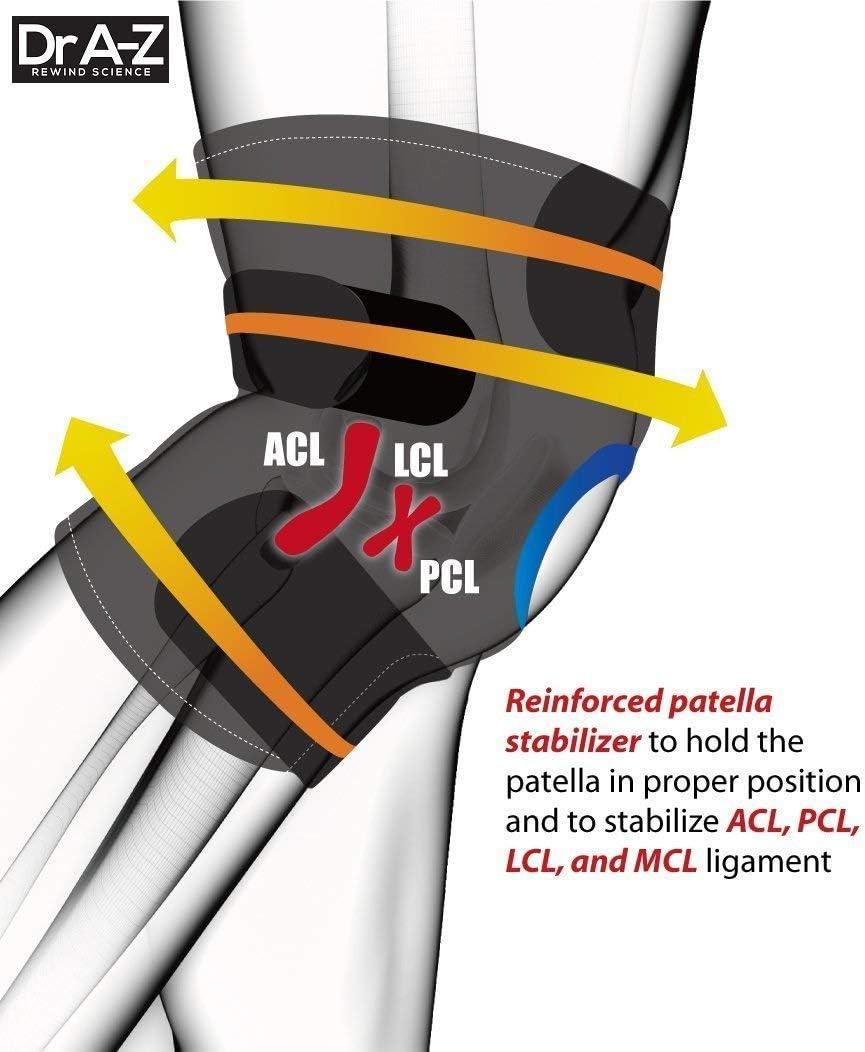 Workt Knee Compression Support CrossFit Sleeve