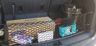 Envelope Style Trunk Area Vertical Cargo Net for Chevrolet Traverse 2018 2019 2020 New