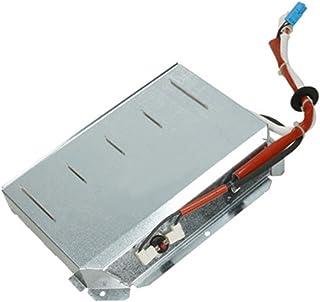 Spares2go elemento calefactor + The Olivia Collection termostato para Beko secadora (2500W)