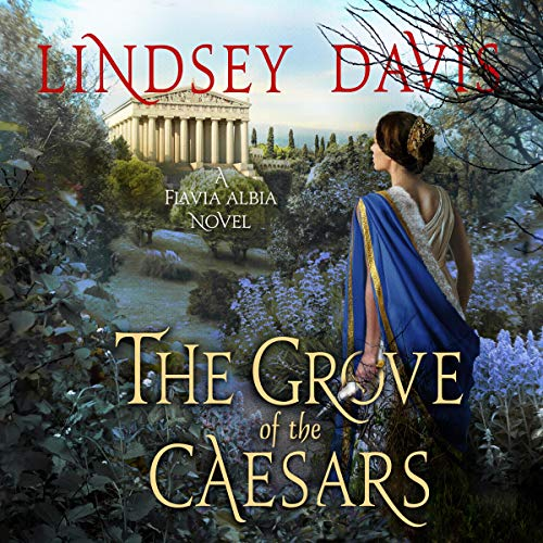 The Grove of the Caesars audiobook cover art
