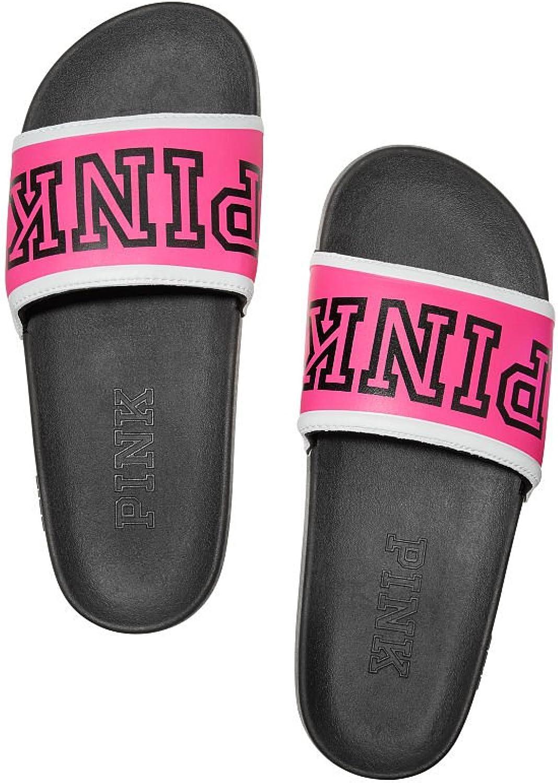 VS Pink Victoria's Secret Pink New Single Strap Slides