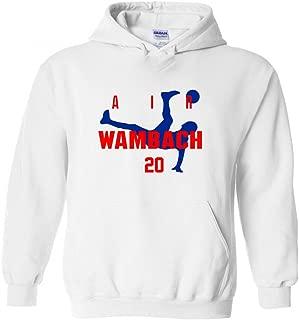 KING THREADS Abby Wambach USA Soccer Air Wambach Hooded Sweatshirt