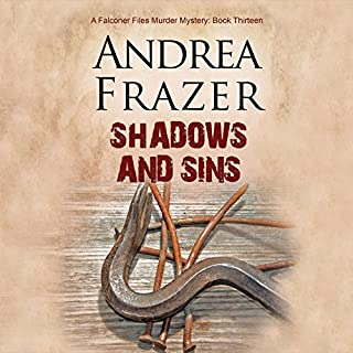 Shadows and Sins audiobook cover art